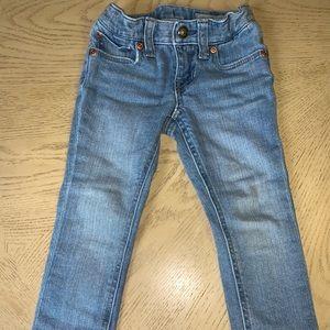 Ralph Lauren Girls skinny jeans